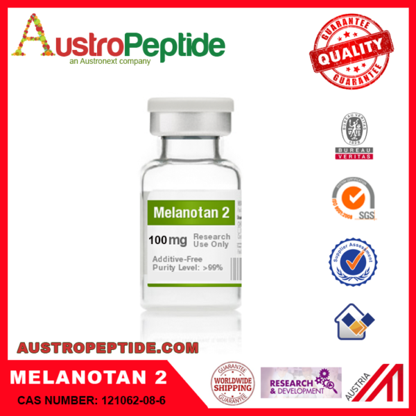 Melanotan2 100mg -MT2 100mg