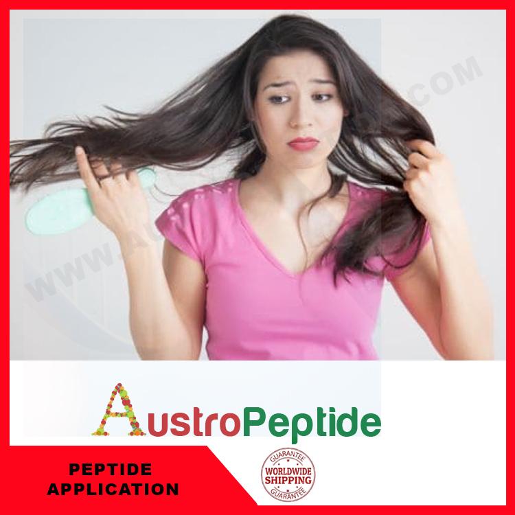 Hair loss peptides