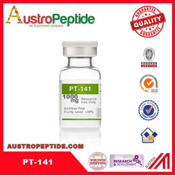 PT141 1000mg -PT-141 powder 1g
