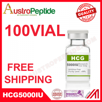 wholesale HCG 5000iu -50vials - free delivery