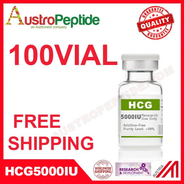 wholesale HCG 5000iu -50vials - free delivery