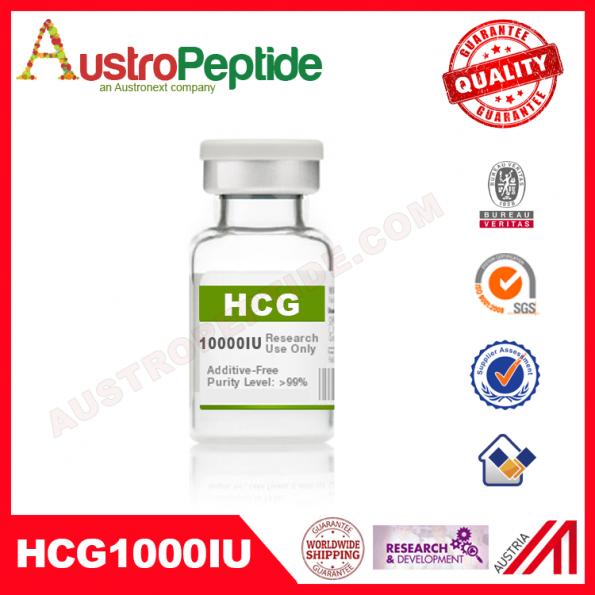 HCG 10000iu -10vial- 1 box