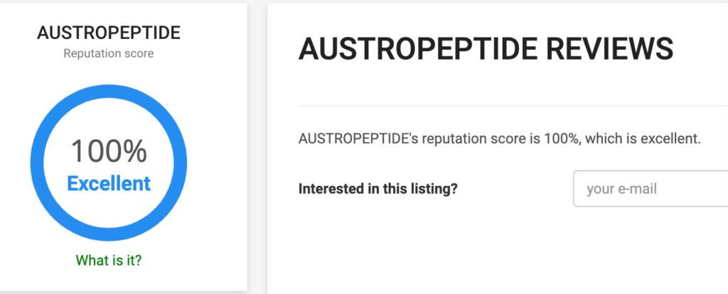 austropeptide reviews