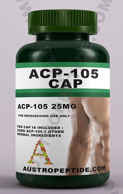 ACP-105 25mg x 1000 capsule