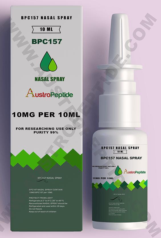 BPC157 nasal spray 10 mg/10ml
