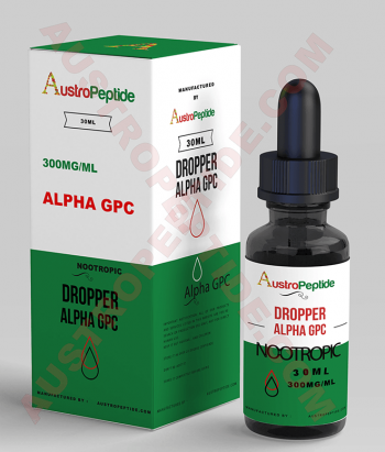 ALPHA-GPC dropper 30ML-300MG/ML